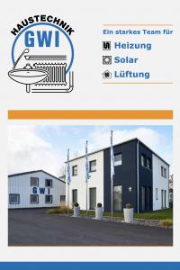 GWI-Haustechnik-Flyer